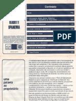 Kadett - Manual Do Proprietario