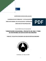 ORIENTACIÓN VOCACIONAL, PROYECTO DE VIDA Y TOMA.pdf