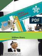 reconocimiento de software y hardware