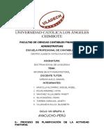 Informe de Doctrina II Unidad