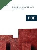 Catalogo Porfido de Mexico MX