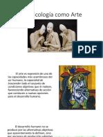 La Psicología Como Arte y Tecnologia