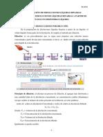 Preparación de Disoluciones Liquidas Binarias a partir de un soluto líquido