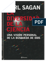 SAGAN, CARL - La Diversidad de La Ciencia