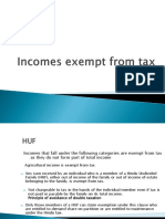 Basic Concepts of Indian Income Tax
