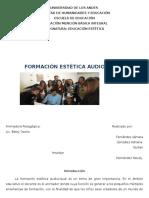 Formacion Estetica Audiovisual COLECTIVO