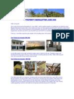 Newsletter Property June