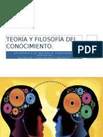 Teoría y Filosofía Del Conocimiento (1)