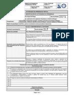 Descripción Actividad 2 Gestión Integral Del Riesgo. Foro_ Planeación de Inspecciones