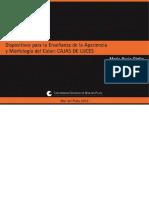 E-book GIGLIO Dispositivos Didácticos Cajas de Luces