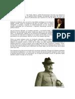 Biografia Del General ALVARO OBREGON