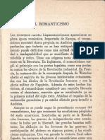 1. El Romanticismo