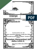 SLAMATAN IDUL FITRI 1434 H.doc