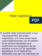 Poder Legislativo - México