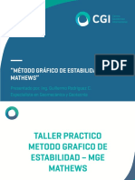 Metodo Grafico de Estabilidad (Taller)