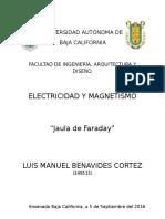 Practica 2 Jaula de Faraday
