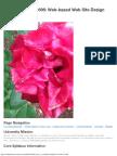 Syllabus CSE 606 Sum13- Web-based Web Site Design