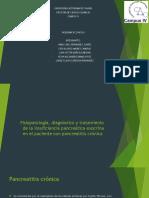 Fisiopatología, Diagnóstico y Tratamiento de La Insuficiencia