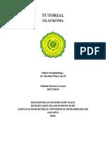 Tutorial Glaukoma