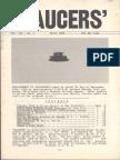 SAUCERS - Vol. 3, No. 1 - March 1955