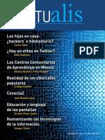 Revista Virtualis, #3, Enero - Junio 2011. ITESM, CCM.