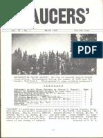 SAUCERS - Vol. 4, No. 1 - March 1956