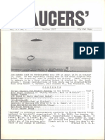 SAUCERS - Vol. 5, No. 1 - Spring 1957