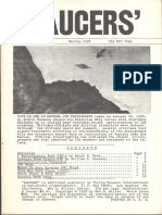 SAUCERS - Vol. 6, No. 1 - Spring 1958