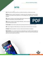 Glosario Plan Marketing Digital