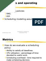 Ch6-3 Sceduling Process