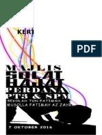 KERTAS CADANGAN Program Solat Hajat Perdana 07102016