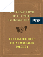 Collection of Divine Messages I