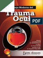 Manejo Moderno Del Trauma Ocular - S.boyd Samuel