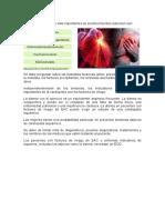 ANESTESIOLOGÍA - Enf. Cardiovasculares
