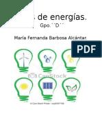 Tipos de Energía2