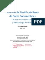 2015 - Codina - Sistemas de Gestion de Bases de Datos Documentales Caracteristicas Principales y Metodologia de Diseño