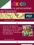 Presentación Rasgos de la personalidad del mexicano