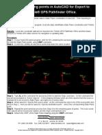 CAD PFO Integration