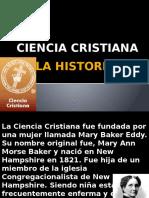 Ciencia Cristiana