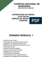 Supervision I LMT y LBT