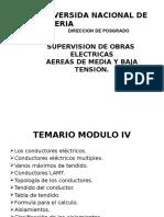 Supervision IV Lmt y Lbt