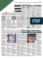 TuttoSport 09-10-2016 - Calcio Lega Pro
