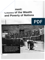 Development- Causes of the Wealth and Poverty of Nations