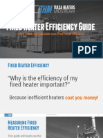 Fired Heater Efficiency Guides