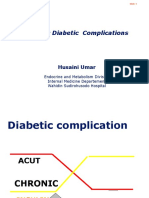10 Chronic Complication of Diabetes - Himawan