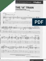 jp take the a train