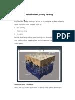 Radial Drilling