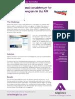 Brand Centre Case Study Network Rail