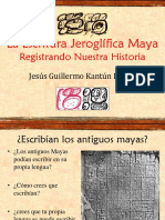 Escritura Jeroglifica G.kantun