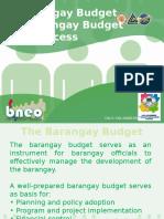 Barangay Budget